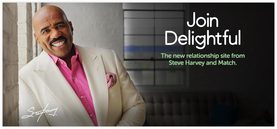 Steve harvey dating-seite