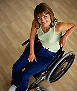 Dating someone with a physical disability