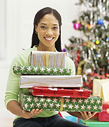 Holiday gift-giving rules for new couples